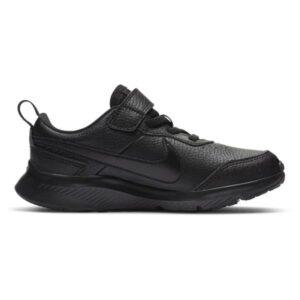 Nike Varsity Leather PSV - Kids Sneakers - Triple Black