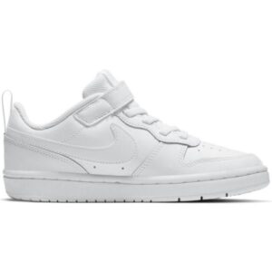 Nike Court Borough Low 2 PSV - Kids Sneakers - Triple White