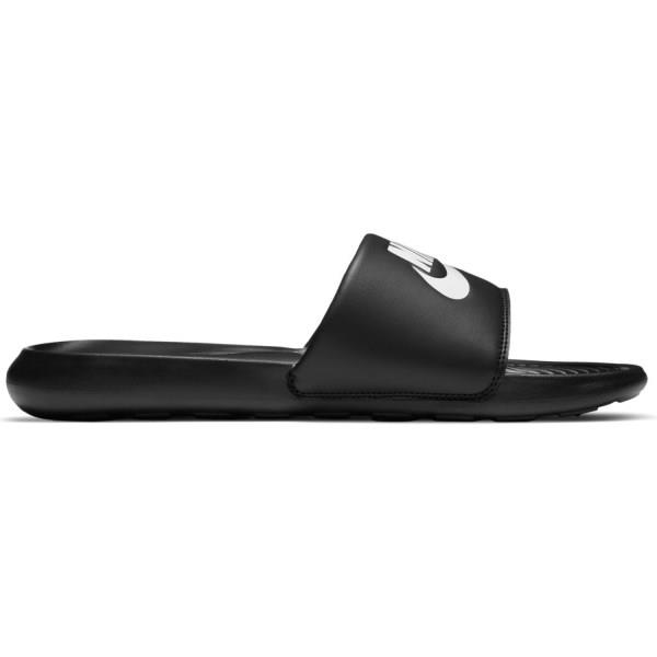 Nike Victori One - Mens Slides - Black/Black/White
