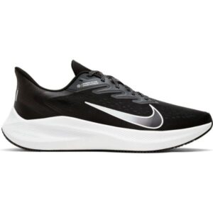 Nike Zoom Winflo 7 - Mens Running Shoes - Black/White/Anthracite