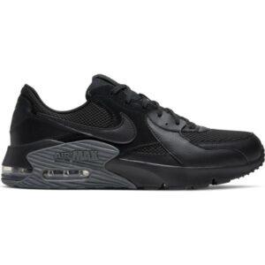 Nike Air Max Excee - Mens Sneakers - Triple Black/Dark Grey