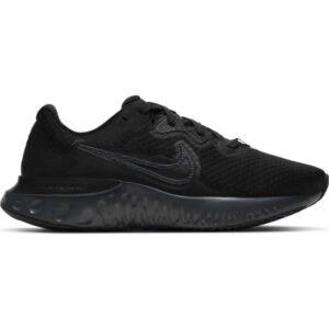 Nike Renew Run 2 - Womens Running Shoes - Triple Black/Anthracite