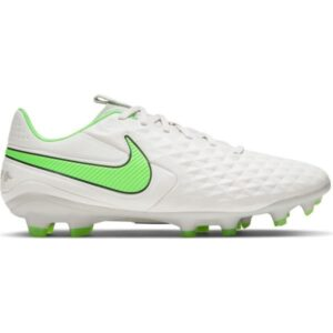 Nike Tiempo Legend 8 Pro FG - Mens Football Boots - Platinum Tint/Rage Green