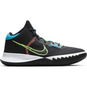 Nike Kyrie Flytrap IV - Mens Basketball Shoes - Black/Lime Glow/Lagoon Pulse