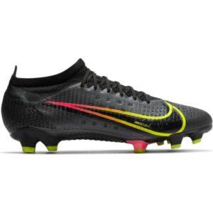 Nike Mercurial Vapor 14 Pro FG - Mens Football Boots - Black/Cyber-Off Noir