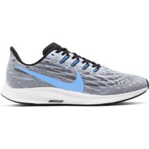 Nike Air Zoom Pegasus 36 - Mens Running Shoes - University Blue/Grey/White