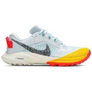 Nike Zoom Terra Kiger 6 - Womens Trail Running Shoes - Aura/Blackened Blue/Mint Foam