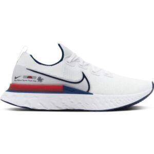 Nike React Infinity Run Flyknit - Mens Running Shoes - White