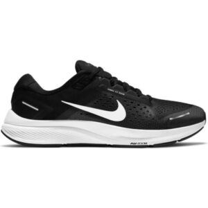 Nike Air Zoom Structure 23 - Mens Running Shoes - Black/White/Anthracite