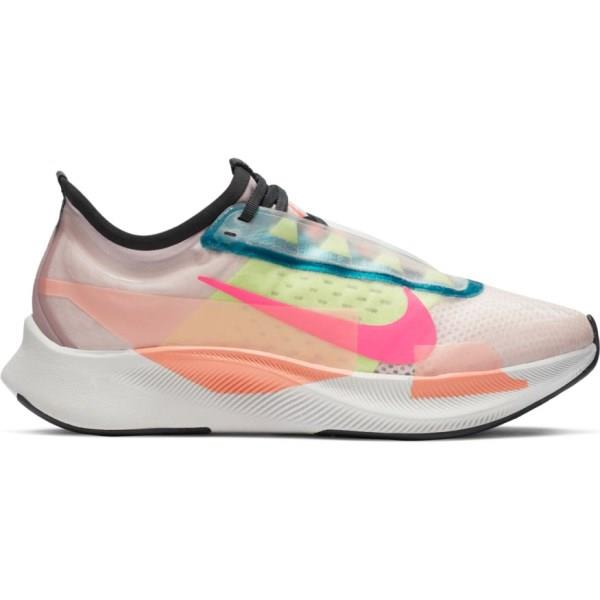 Nike Zoom Fly 3 Premium - Womens Running Shoes - Barely Rose/Pink Blast/Atomic Pink