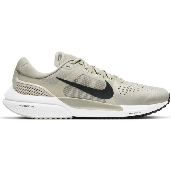 Nike Air Zoom Vomero 15 - Mens Running Shoes - Stone/Black/Light Army