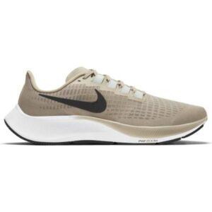 Nike Air Zoom Pegasus 37 - Mens Running Shoes - Stone/Black