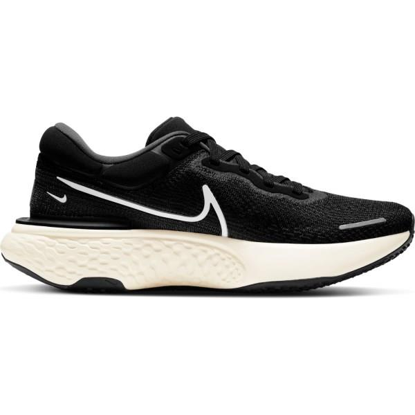 Nike ZoomX Invincible Run Flyknit - Mens Running Shoes - Black/White/Iron Grey