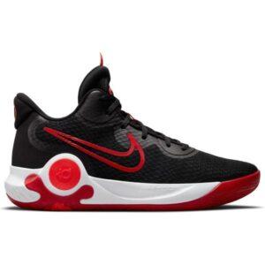 Nike KD Trey 5 IX - Mens Basketball Shoes - Black/University Red-White