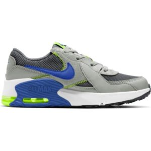 Nike Air Max Excee PS - Kids Sneakers - Iron Grey/Game Royal/Grey Fog Volt