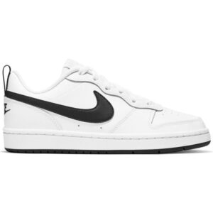 Nike Court Borough Low 2 GS - Kids Sneakers - White/Black
