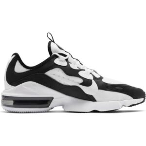 Nike Air Max Infinity 2 - Mens Sneakers - Black/White/Black