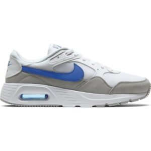 Nike Air Max SC - Mens Sneakers - White/Game Royal/Wolf Grey