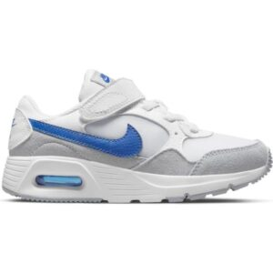 Nike Air Max SC PS - Kids Sneakers - White/Game Royal/Wolf Grey