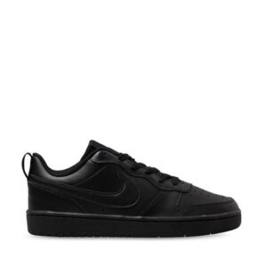 Nike Kids Court Borough Low 2 (GS) Black