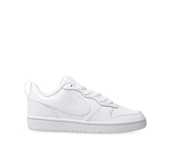 Nike Kids Court Borough Low White