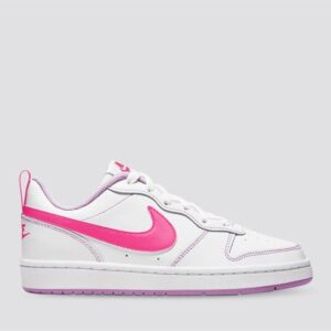 Nike Kids Court Borough Low 2 White