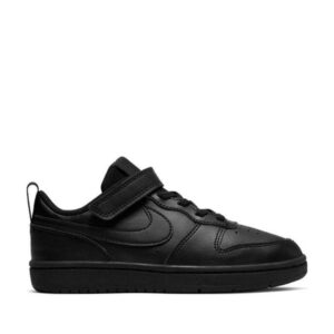 Nike Kids Court Borough Low 2 Black