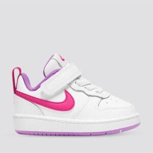 Nike Toddler Court Borough Low 2 White