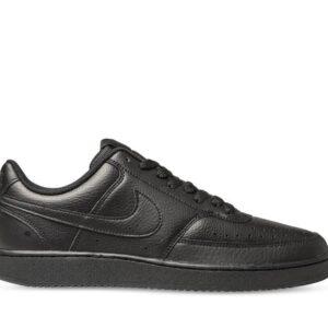 Nike Mens Court Vision Low Black