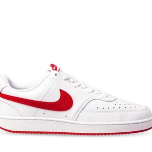 Nike Mens Court Vision Low White