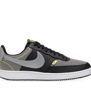 Nike Mens Court Vision Low Premium Black