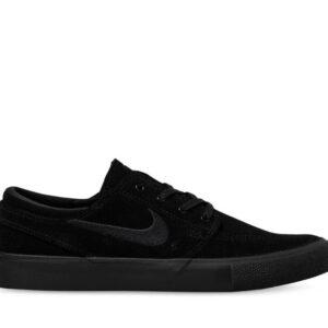 Nike SB Mens Zoom Stefan Janoski RM Black