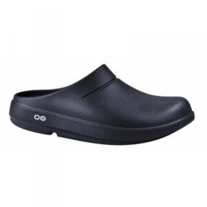OOFOS OOCloog - Unisex Recovery Clogs - Black