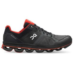 On Cloudace - Mens Running Shoes - Shadow/Rust
