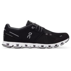 On Cloud - Womens Running Shoes - Black/White