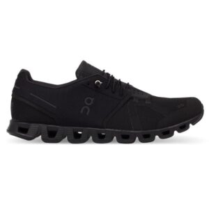 On Cloud - Womens Running Shoes - All Black