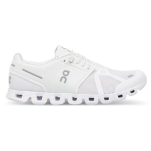 On Cloud - Womens Running Shoes - All White