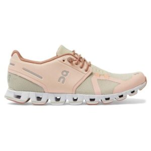 On Cloud - Womens Running Shoes - Rose/Sand