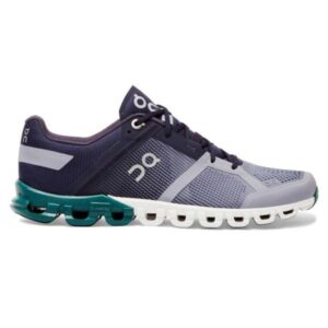 On Cloudflow - Womens Running Shoes - Violet/Tide