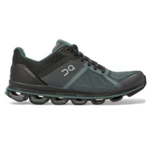 On Cloudace - Womens Running Shoes - Graphite/Olive