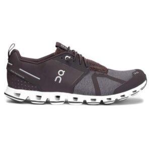 On Cloud Terry - Mens Sneakers - Pebble