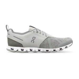 On Cloud Terry - Womens Sneakers - Silver