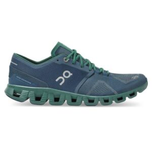 On Cloud X - Mens Running Shoes - Storm/Tide