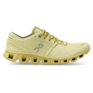 On Cloud X - Womens Running Shoes - Glade/Citron