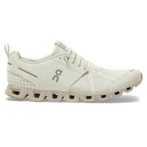On Cloud Terry - Mens Sneakers - White