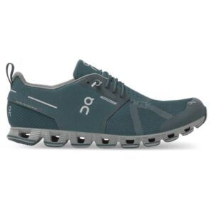 On Cloud Waterproof - Mens Running Shoes - Storm/Lunar