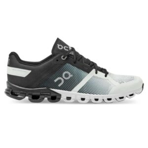 On Cloudflow - Mens Running Shoes - Black/White