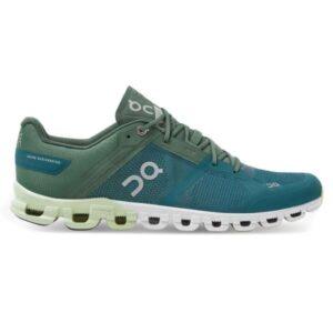 On Cloudflow - Mens Running Shoes - Sea/Petrol