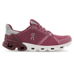 On Cloudflyer - Womens Running Shoes - Magenta/Mulberry