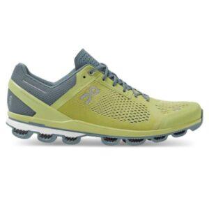 On Cloudsurfer - Mens Running Shoes - Zest/Dust
